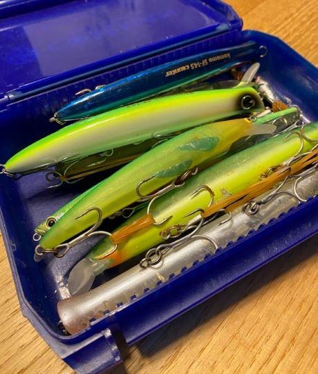 Surf lure