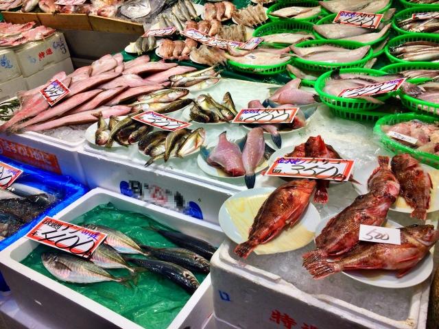 おいしい魚を食べたい!東海地方お勧め鮮魚(干物)店をご紹介