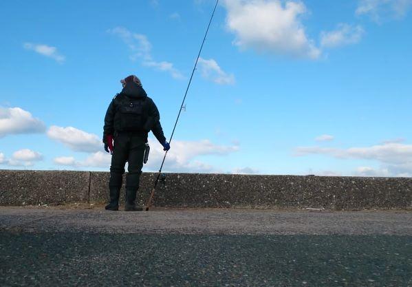Good at fishing